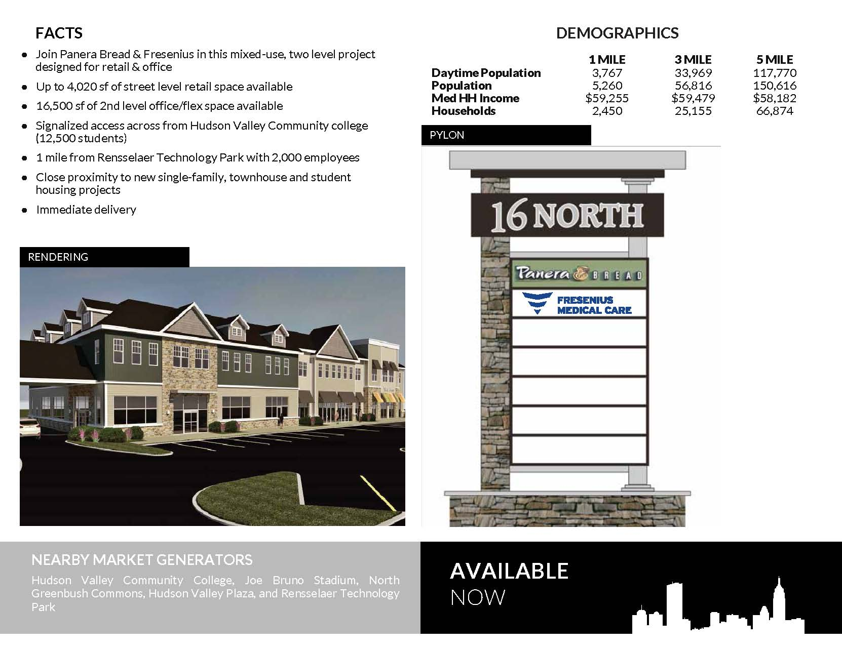 Brand New Office Space Across From HVCC | Rensselaer County Regional ...