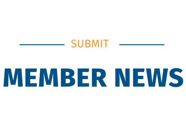 Submit Member News