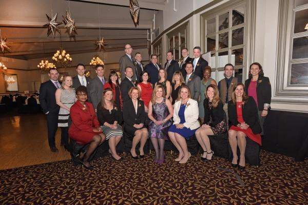 The Leadership Institute Class of 2017