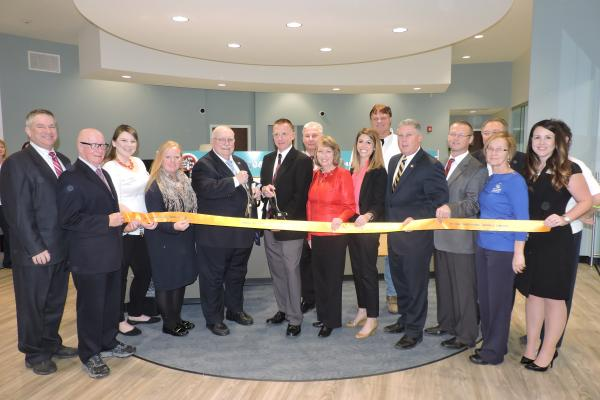 Community Resource FCU Ribbon Cutting