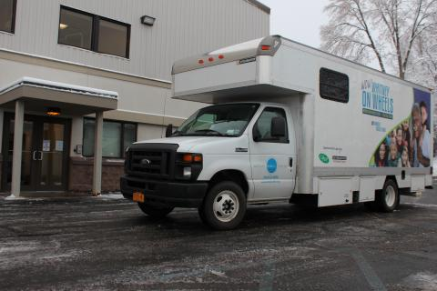 Health Center Mobile Unit Expands from two service locations to 11 in just two years